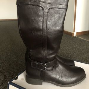 Croft&Barrow Brown Boots Size 7.5